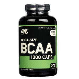 BCAA 1000mg 200 Cápsulas - Optimum Nutrition