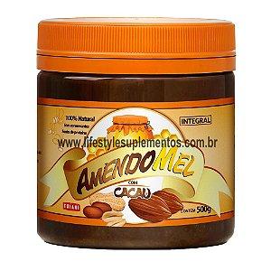 AmendoMel Com Cacau 500g - Thiani Alimentos
