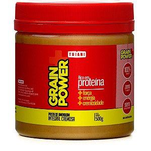Pasta De Amendoim Integral 500g - Thiani Alimentos