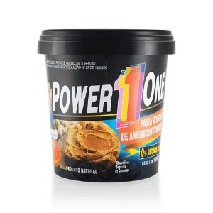 Pasta de Amendoim Integral 1kg - Power One