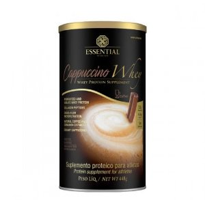 Cappuccino Whey 448g - Essential Nutrition