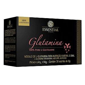 Glutamina 30 Sachês - Essential Nutrition