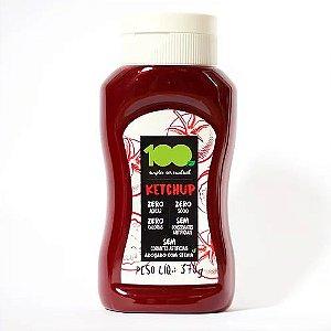 Molho de Ketchup Zero - 100 Foods