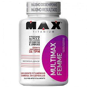 Multimax Femme (120 cáps) - Max Titanium