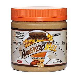 AmendoMel Crocante 500g - Thiani Alimentos
