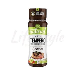 Tempero Carne Zero Sódio 50g - SS Natural