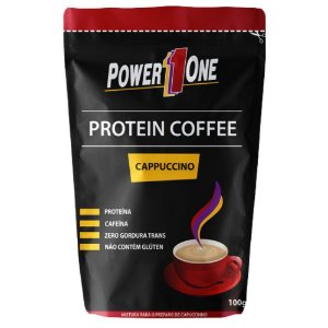 62b0f3e7a Protein Coffee 100g - Power One