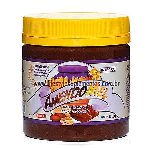 AmendoMel Crocante Com Cacau 1010g - Thiani Alimentos