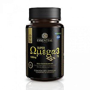 Super Omega 3 1000mg (60 Cáps) - Essential Nutrition