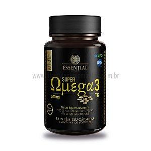 Super Omega 3 500mg (120 Cáps) - Essential Nutrition