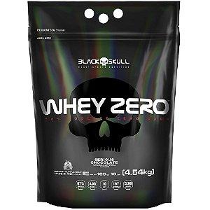 Whey Zero Refil 4.54kg - Black Skull