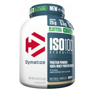 Iso 100 Natural 5Lbs - Dymatize