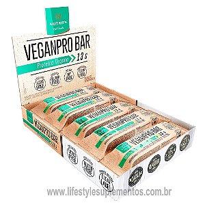 VeganPro Bar 10 Unidades - Nutrify