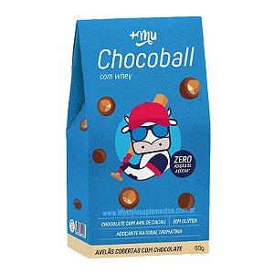 Chocoballs Com Whey 60g - Mais Mu