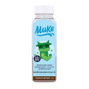Garrafinha Proteína Vegetal Chocolate Com Avelã 34g - Mais Mu
