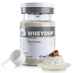 WheyDop Iso (900g) Arroz Doce - Elemento Puro