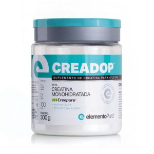 Creadop Creapure 300g - Elemento Puro