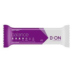 Barra de Proteína Balance Cacau + Canela 50g - B-ON