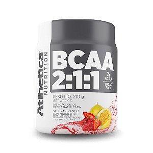Bcaa 2:1:1 (210G) - Atlhetica Nutrition