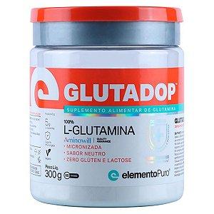 Glutamina GlutaDop 300g - Elemento Puro