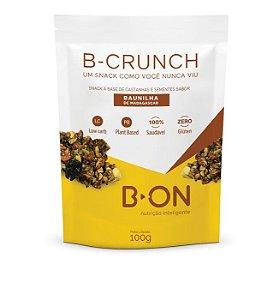 B-Crunch Baunilha De Madagascar 100g - B-ON