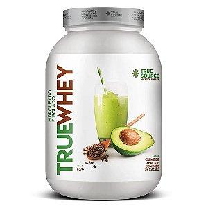 True Whey Protein Hidrolisado Abacate Com Nibs 837G - True Source