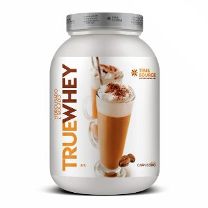 True Whey Protein Hidrolisado Cappuccino 837G - True Source