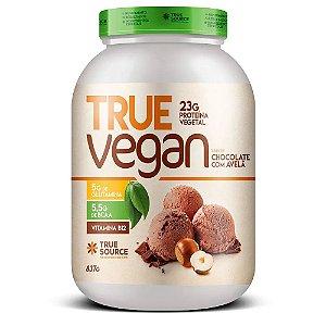 True Vegan Chocolate Com Avelã 837G - True Source