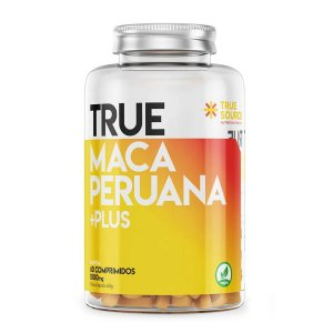 Maca Peruana 1000mg (60 comprimidos) - True Source