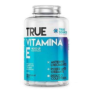 Vitamina E 100 cápsulas - True Source