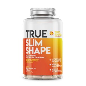 Slim Shape 120 cápsulas - True Source