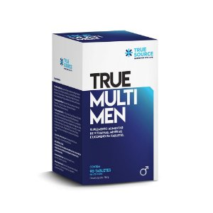 True Multi Men 90 Tabletes - True Source