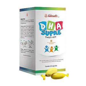 DHA Supre - Ômega 3 Infantil 30 Cápsulas - Naturalis