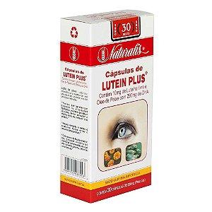 Lutein Plus - Luteína (630mg) 30 Cápsulas - Naturalis