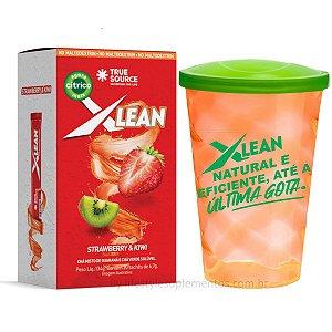 Xlean Strawberry Kiwi (20 Sachês) - True Source