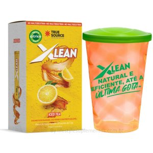 Xlean Ice Tea (20 Sachês) - True Source