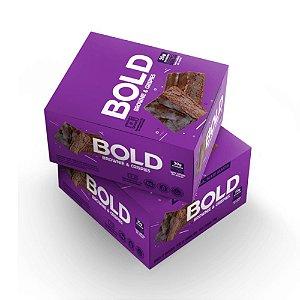 Bold Bar Brownie & Crispies 12 Unidades - Bold Snaks