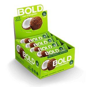Bold Bar Coco & Brigadeiro 12 Unidades - Bold Snaks