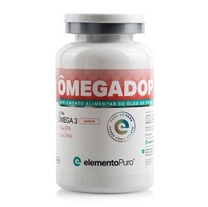 ÔmegaDop Cardio (60 Softgel) - Elemento Puro