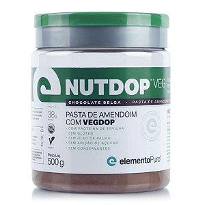 NutDop Veg 500g Chocolate Belga - Elemento Puro