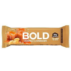 Bold Bar Caramelo & Amendoim - Bold Snaks