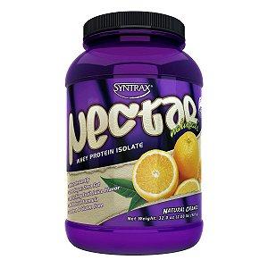 Nectar Naturals Whey Protein Isolado Laranja 907g - Syntrax