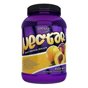 Nectar Whey Protein Isolado Fuzzy Navel 907g - Syntrax