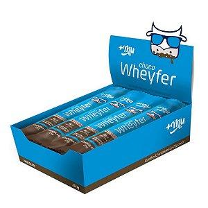 ChocoWheyfer Chocolate 12 Unidades - Mais Mu