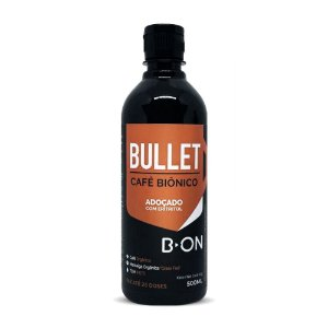 Café Biônico Adoçado 500ml (Bulletproof) - B-On