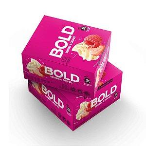 Bold Bar Berries Crispies 12 Unidades - Bold Snaks