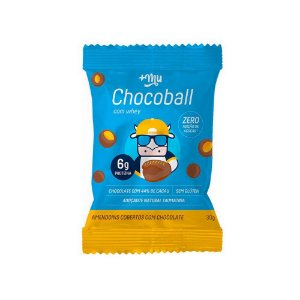 Chocoball Amendoim 30g +Mu - Mais Mu