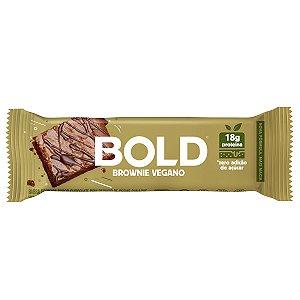 Bold Bar Brownie Vegano - Bold Snacks