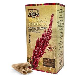 Macarrão de Quinoa Tipo Penne 300g - Color Andina Food