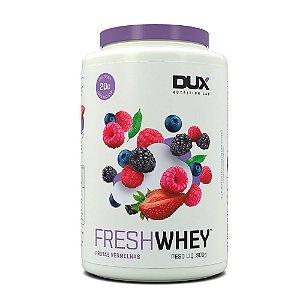 Fresh Whey Frutas Vermelhas 900g - Dux Nutrition
